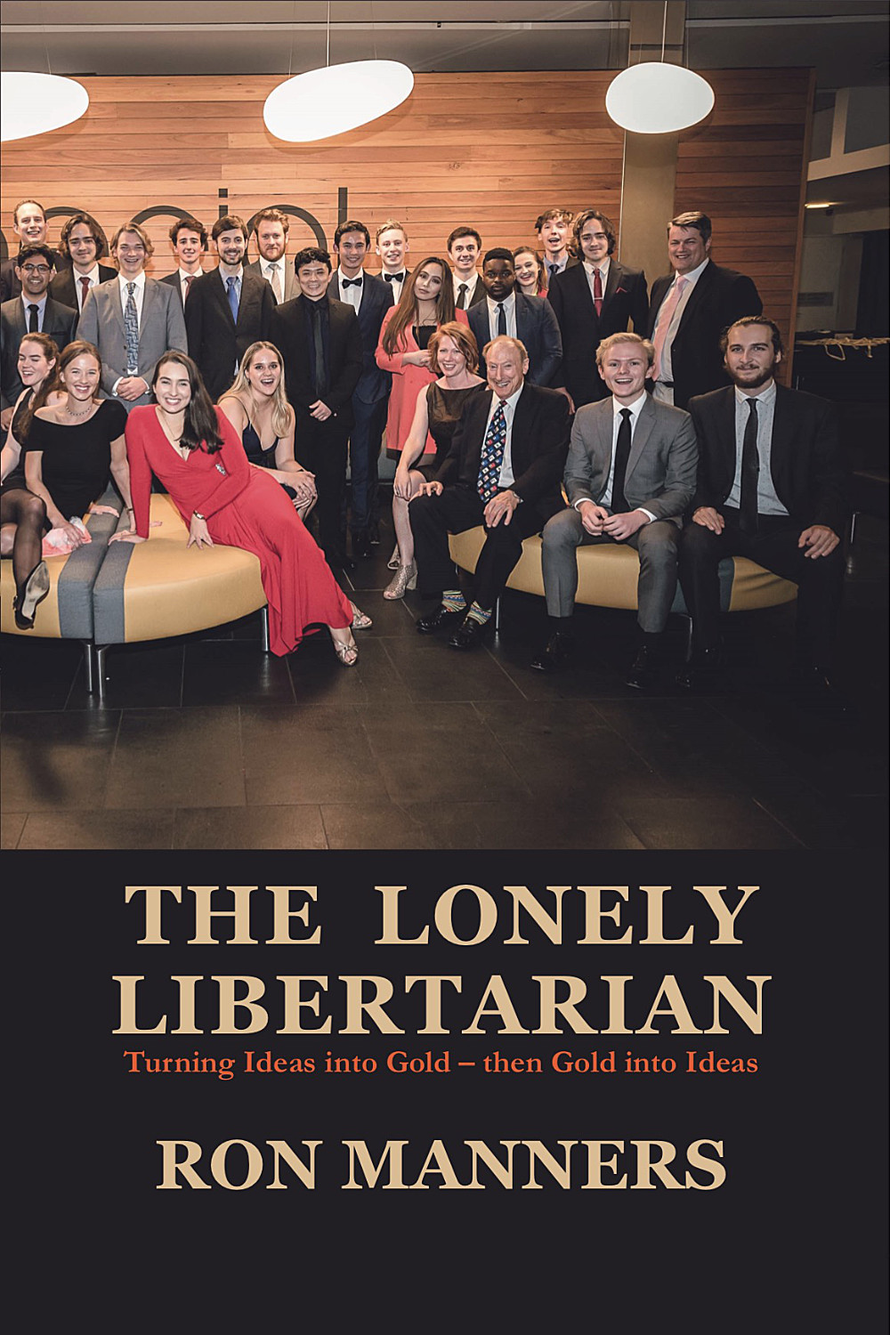 'The Lonely Libertarian' book cover