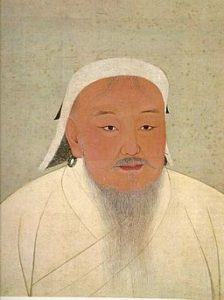 Genghis Khan Mannwest