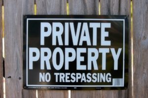 Mannwest private property