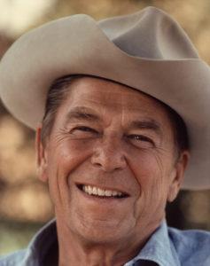 Reagan cowboy Mannwest