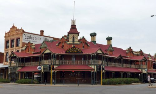 Exchange_Hotel Kalgoorlie Mannwest