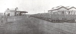 Kanowna Railway Station Mannwest